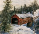 Covered Bridge Low Quebec