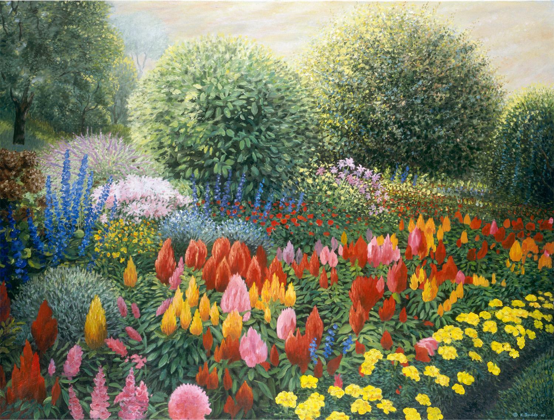 enchanted garden - Enchanted Garden