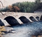 Pakenham Bridge - Fall