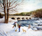 Pakenham Bridge - Winter