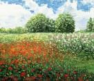 Impressionists-Garden